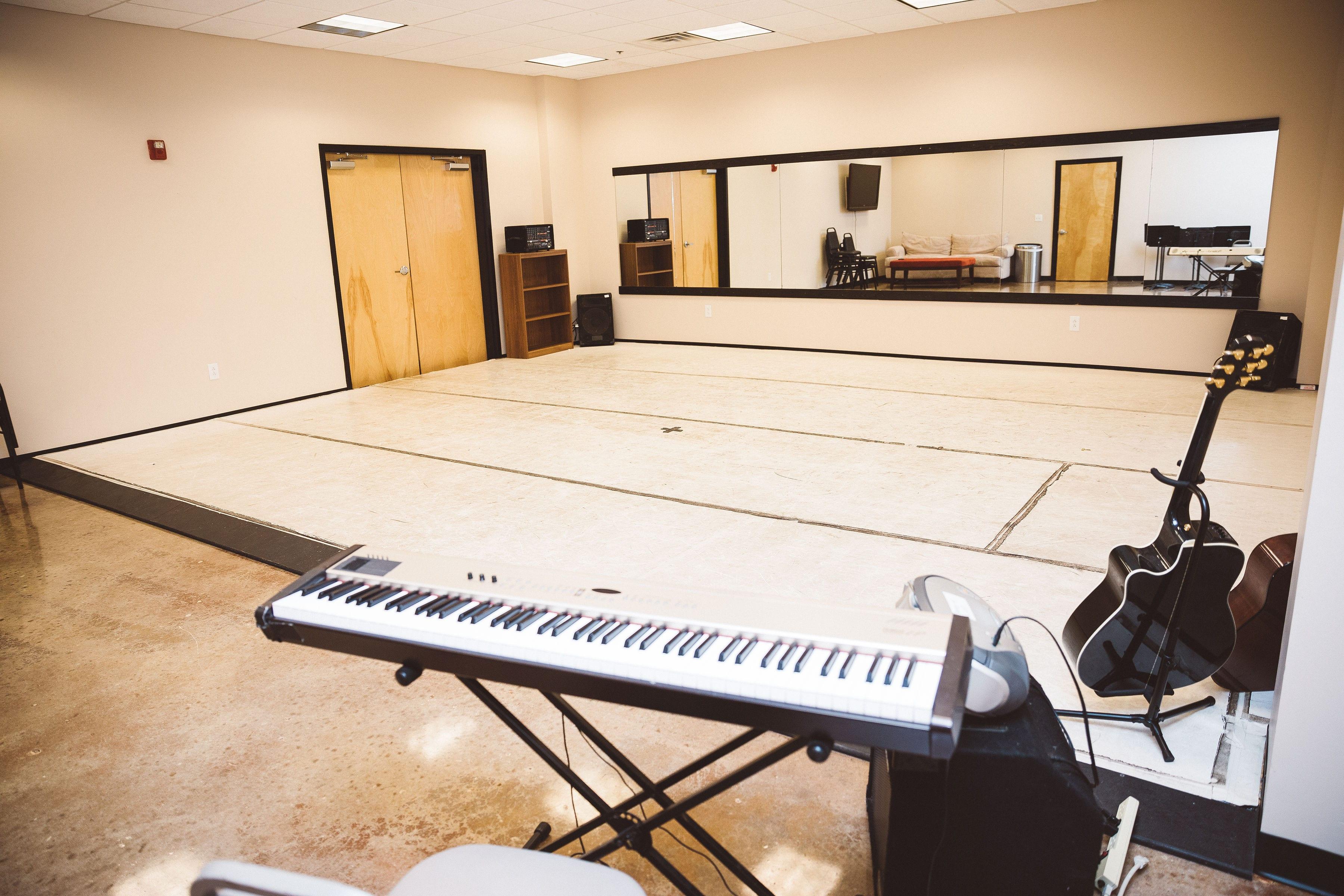 MDP Rehearsal Studio B